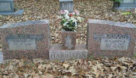 HARRISON, BENJAMIN B - Union County, Louisiana   BENJAMIN B HARRISON - Louisiana Gravestone Photos