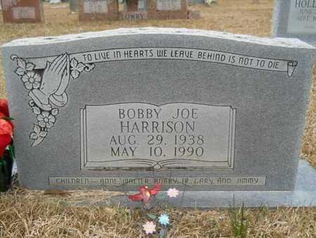 HARRISON, BOBBY JOE - Union County, Louisiana   BOBBY JOE HARRISON - Louisiana Gravestone Photos