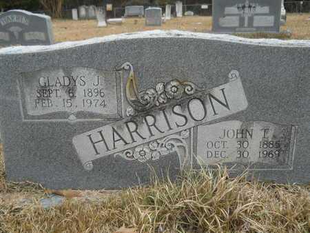 HARRISON, GLADYS J - Union County, Louisiana   GLADYS J HARRISON - Louisiana Gravestone Photos