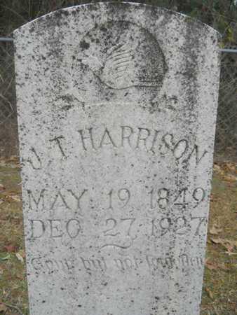 HARRISON, J T - Union County, Louisiana | J T HARRISON - Louisiana Gravestone Photos