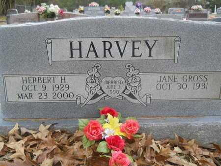 HARVEY, HERBERT H - Union County, Louisiana | HERBERT H HARVEY - Louisiana Gravestone Photos