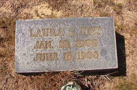HAY, LAURA C - Union County, Louisiana | LAURA C HAY - Louisiana Gravestone Photos