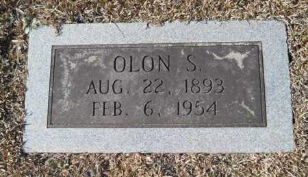 HIGHTOWER, OLON S - Union County, Louisiana | OLON S HIGHTOWER - Louisiana Gravestone Photos