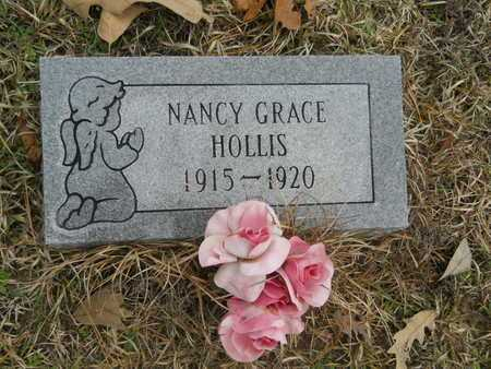 HOLLIS, NANCY GRACE - Union County, Louisiana | NANCY GRACE HOLLIS - Louisiana Gravestone Photos
