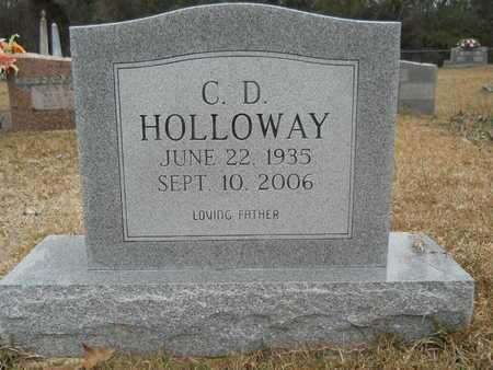 HOLLOWAY, C D - Union County, Louisiana | C D HOLLOWAY - Louisiana Gravestone Photos