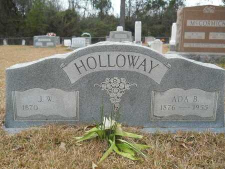 BLACK HOLLOWAY, ADA - Union County, Louisiana | ADA BLACK HOLLOWAY - Louisiana Gravestone Photos