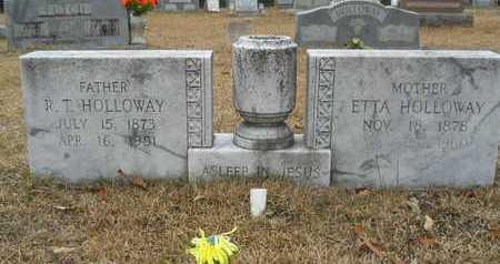HOLLOWAY, ETTA - Union County, Louisiana | ETTA HOLLOWAY - Louisiana Gravestone Photos