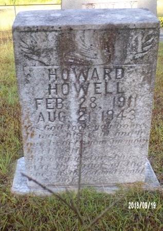 HOWELL, HOWARD - Union County, Louisiana | HOWARD HOWELL - Louisiana Gravestone Photos