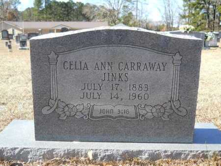 JINKS, CELIA ANN - Union County, Louisiana | CELIA ANN JINKS - Louisiana Gravestone Photos