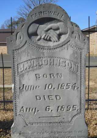 JOHNSON, J W - Union County, Louisiana | J W JOHNSON - Louisiana Gravestone Photos