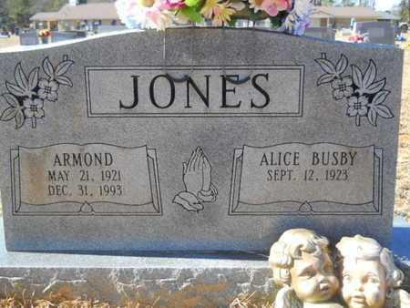 JONES, ARMOND - Union County, Louisiana | ARMOND JONES - Louisiana Gravestone Photos