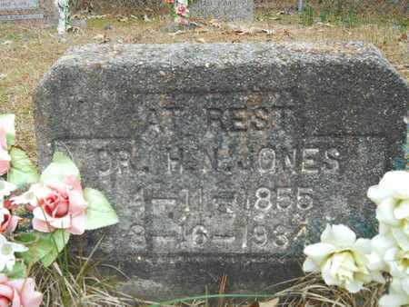 JONES, DR, HENRY NEWTON - Union County, Louisiana | HENRY NEWTON JONES, DR - Louisiana Gravestone Photos