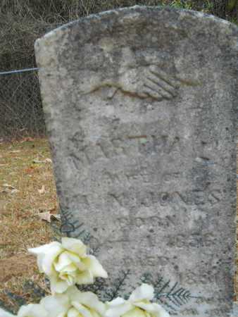 JONES, MARTHA L - Union County, Louisiana | MARTHA L JONES - Louisiana Gravestone Photos