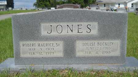 JONES, ROBERT MAURICE, SR - Union County, Louisiana | ROBERT MAURICE, SR JONES - Louisiana Gravestone Photos