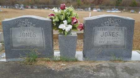 JONES, ALLIE - Union County, Louisiana | ALLIE JONES - Louisiana Gravestone Photos
