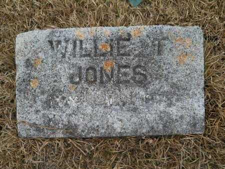 JONES, WILLIE T - Union County, Louisiana | WILLIE T JONES - Louisiana Gravestone Photos