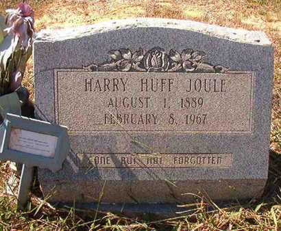 JOULE, HARRY HUFF - Union County, Louisiana | HARRY HUFF JOULE - Louisiana Gravestone Photos