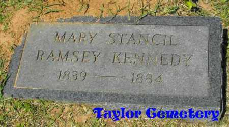 RAMSEY, MARY ROSETTA - Union County, Louisiana | MARY ROSETTA RAMSEY - Louisiana Gravestone Photos