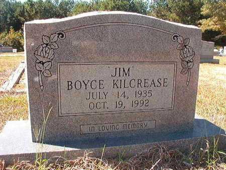 "KILCREASE, BOYCE ""JIM"" - Union County, Louisiana | BOYCE ""JIM"" KILCREASE - Louisiana Gravestone Photos"