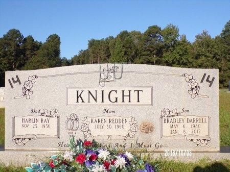 KNIGHT, BRADLEY DARRELL - Union County, Louisiana | BRADLEY DARRELL KNIGHT - Louisiana Gravestone Photos