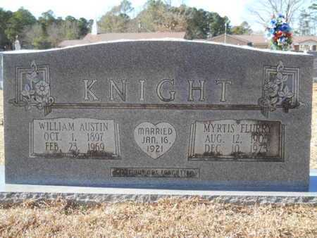 KNIGHT, MYRTIS - Union County, Louisiana | MYRTIS KNIGHT - Louisiana Gravestone Photos