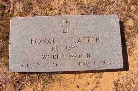 LASTER, LOYAL L (VETERAN WWII) - Union County, Louisiana | LOYAL L (VETERAN WWII) LASTER - Louisiana Gravestone Photos