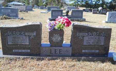 LEE, LOYCE H - Union County, Louisiana | LOYCE H LEE - Louisiana Gravestone Photos