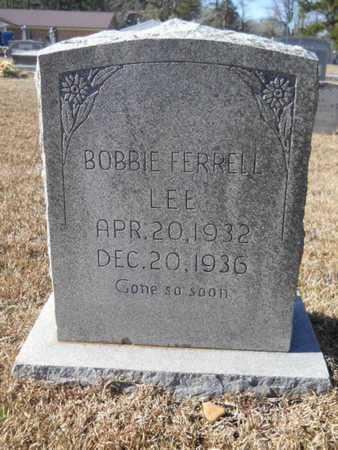 LEE, BOBBIE FERRELL - Union County, Louisiana | BOBBIE FERRELL LEE - Louisiana Gravestone Photos