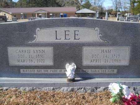 LEE, HAM - Union County, Louisiana | HAM LEE - Louisiana Gravestone Photos