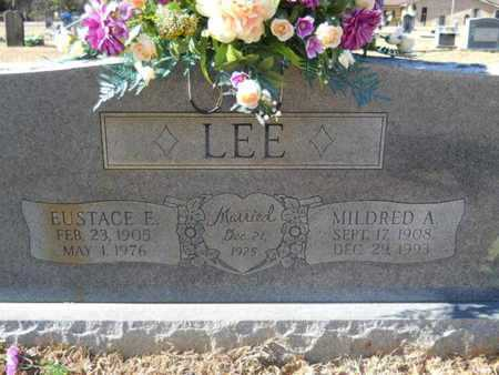 LEE, MILDRED A - Union County, Louisiana | MILDRED A LEE - Louisiana Gravestone Photos