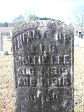 LEE, INFANT - Union County, Louisiana | INFANT LEE - Louisiana Gravestone Photos