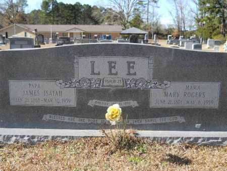 ROGERS LEE, MARY - Union County, Louisiana | MARY ROGERS LEE - Louisiana Gravestone Photos