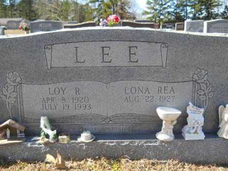 LEE, LOY R - Union County, Louisiana | LOY R LEE - Louisiana Gravestone Photos