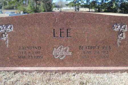 LEE, RAYMOND - Union County, Louisiana | RAYMOND LEE - Louisiana Gravestone Photos