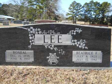LEE, RONEAL - Union County, Louisiana   RONEAL LEE - Louisiana Gravestone Photos
