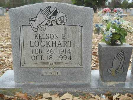 LOCKHART, KELSON E - Union County, Louisiana | KELSON E LOCKHART - Louisiana Gravestone Photos
