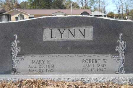 LYNN, MARY E - Union County, Louisiana | MARY E LYNN - Louisiana Gravestone Photos