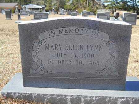 LYNN, MARY ELLEN - Union County, Louisiana   MARY ELLEN LYNN - Louisiana Gravestone Photos