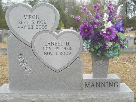 DEFEE MANNING, LANELL - Union County, Louisiana | LANELL DEFEE MANNING - Louisiana Gravestone Photos