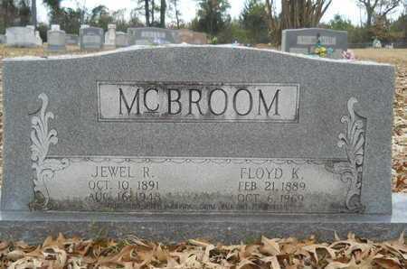 MCBROOM, JEWEL R - Union County, Louisiana | JEWEL R MCBROOM - Louisiana Gravestone Photos