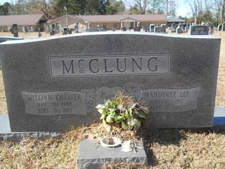 LEE MCCLUNG, MANDYREE - Union County, Louisiana | MANDYREE LEE MCCLUNG - Louisiana Gravestone Photos