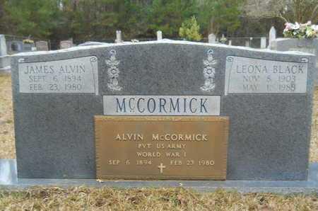 MCCORMICK, LEONA - Union County, Louisiana | LEONA MCCORMICK - Louisiana Gravestone Photos