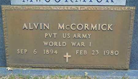 MCCORMICK, JAMES ALVIN (VETERAN WWI) - Union County, Louisiana | JAMES ALVIN (VETERAN WWI) MCCORMICK - Louisiana Gravestone Photos