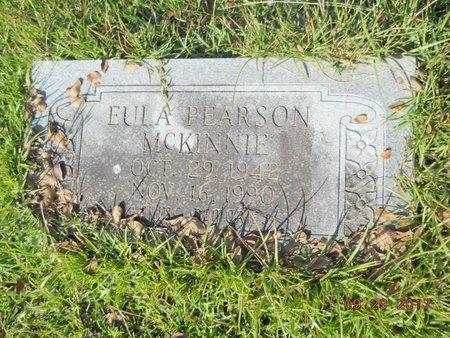 MCKINNIE, EULA - Union County, Louisiana | EULA MCKINNIE - Louisiana Gravestone Photos