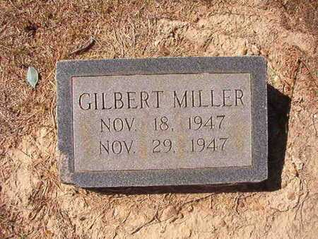 MILLER, GILBERT - Union County, Louisiana | GILBERT MILLER - Louisiana Gravestone Photos