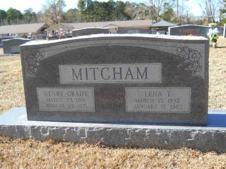 MITCHAM, HENRY GRADY - Union County, Louisiana | HENRY GRADY MITCHAM - Louisiana Gravestone Photos