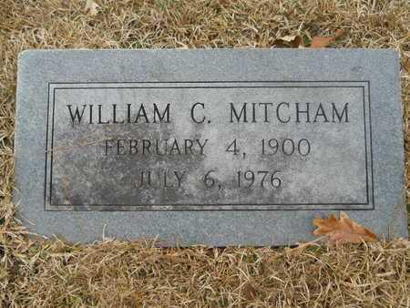 MITCHAM, WILLIAM C - Union County, Louisiana | WILLIAM C MITCHAM - Louisiana Gravestone Photos