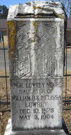 MOORE, ANGIE - Union County, Louisiana | ANGIE MOORE - Louisiana Gravestone Photos