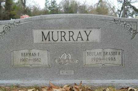 MURRAY, HERMAN F - Union County, Louisiana | HERMAN F MURRAY - Louisiana Gravestone Photos