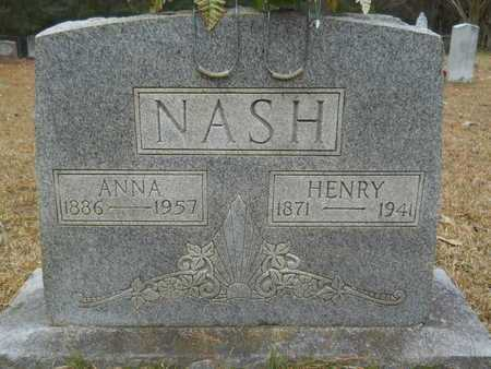 NASH, ANNA - Union County, Louisiana | ANNA NASH - Louisiana Gravestone Photos
